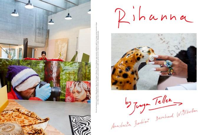 Rihanna Vogue Paris