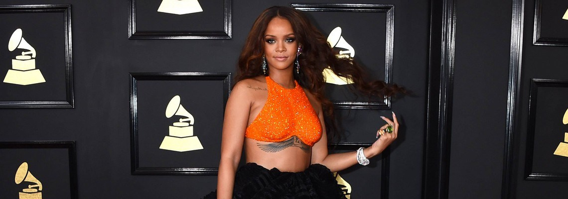 Rihanna to perform at Grammy Awards