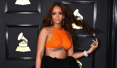 Rihanna to perform at Grammy Awards rihanna-fenty.com