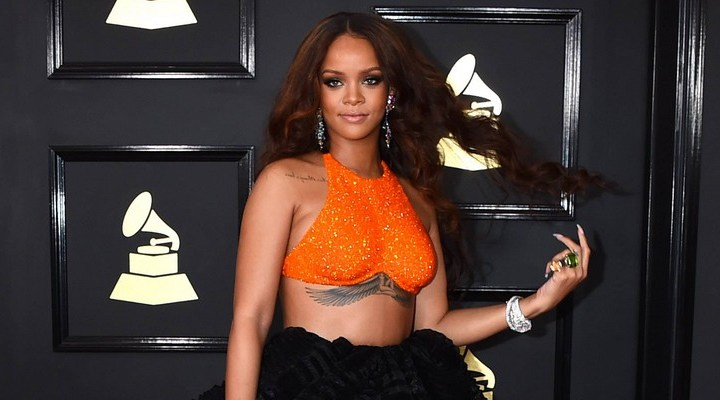 Rihanna to perform at Grammy Awards