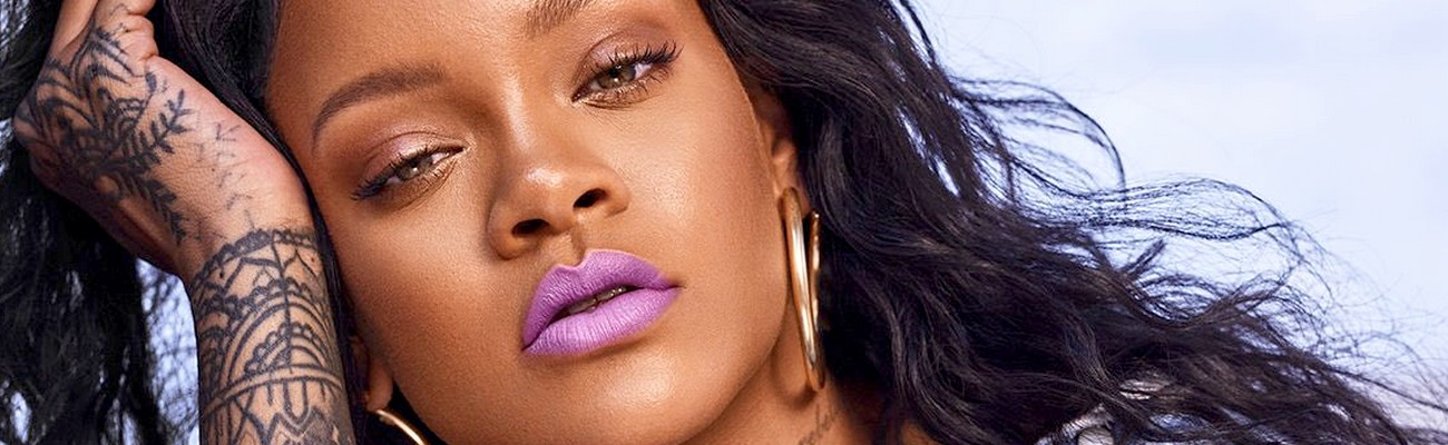 How Rihanna came up with names for Mattemoiselle lipstick? Rihanna Online rihanna-fenty.com