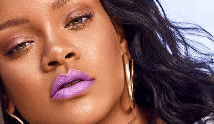 How Rihanna came up with names for Mattemoiselle lipstick? Rihanna Online rihanna-fenty.com
