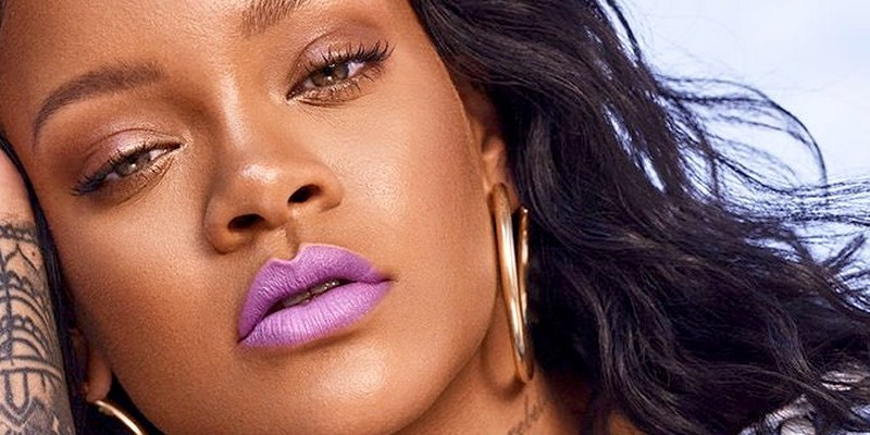 How Rihanna came up with names for Mattemoiselle shades?