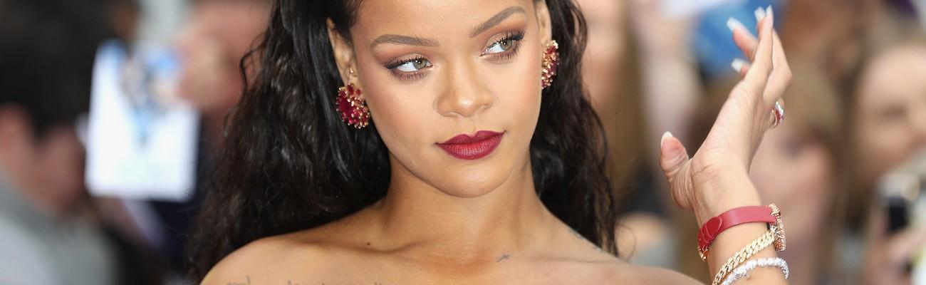 Rihanna teases SavageXFenty lingerie line