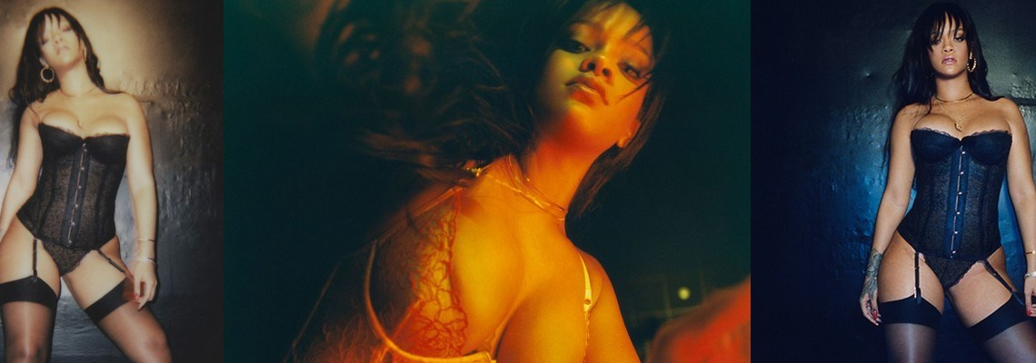 All you need to know about Rihanna's lingerie line