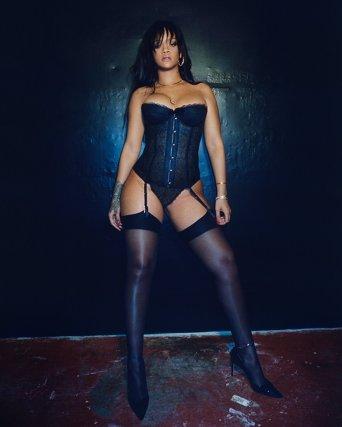 Rihanna Savage x Fenty lingerie line bras