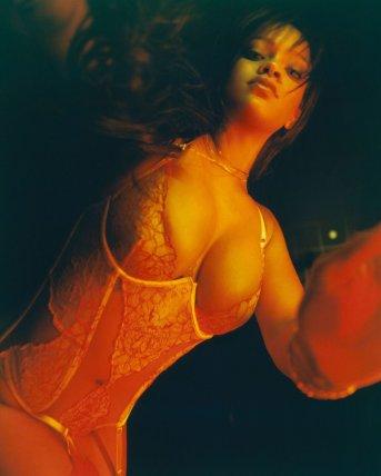 Rihanna Savage x Fenty lingerie line pants