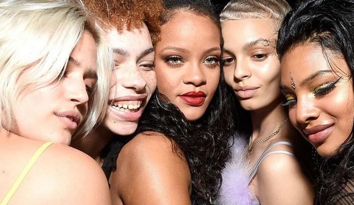 Meet Savage x Fenty Squad Models & Influencers