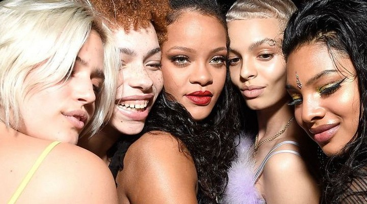 Meet Savage x Fenty Squad