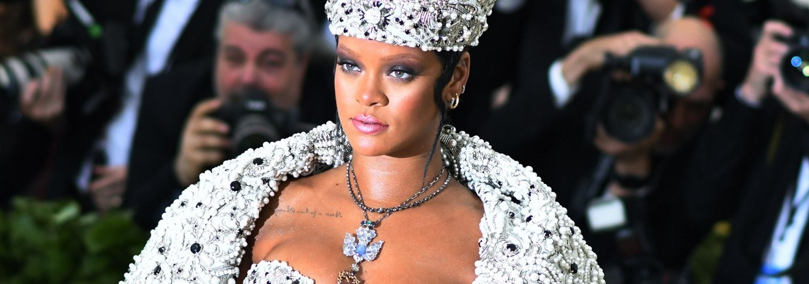 Rihanna wins the 2018 Met Gala