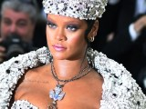 Rihanna wins the 2018 Met Gala on May 7, 2018