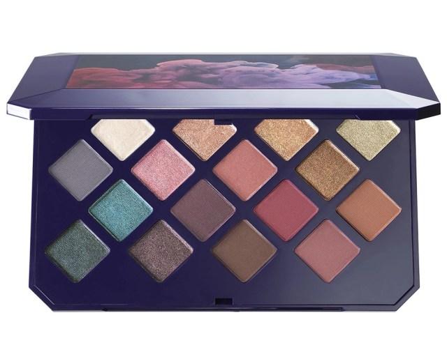 Rihanna Fenty Beauty Moroccan Spice Eyeshadow Palette Open