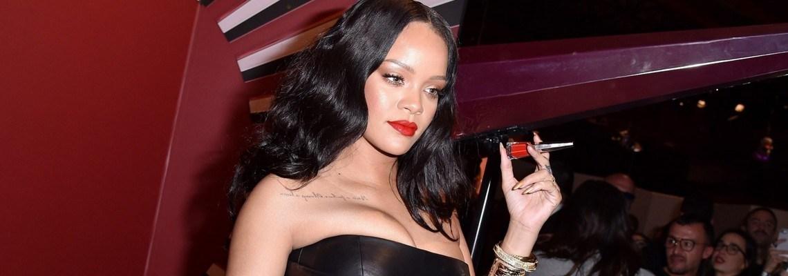 Rihanna and Fenty Beauty win big at Vogue Beauty Awards 2018