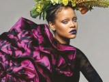 Rihanna for September Issue of British Vogue - interview