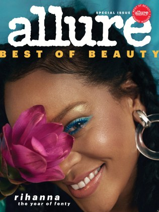 Rihanna covers Allure's October 2018 Issue - second cover