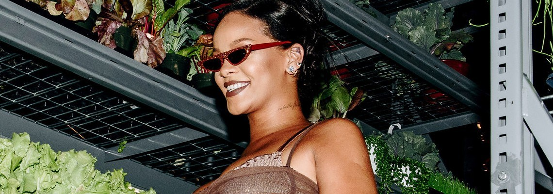 Rihanna talks body positivity and social media