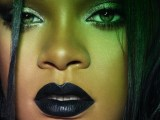 Meet Uninvited - smooth black Stunna Lip Paint