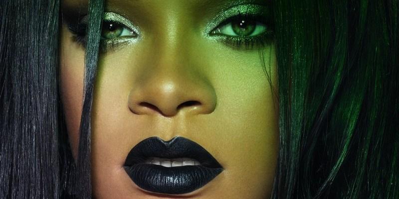 Meet Uninvited - smooth black Stunna Lip Paint