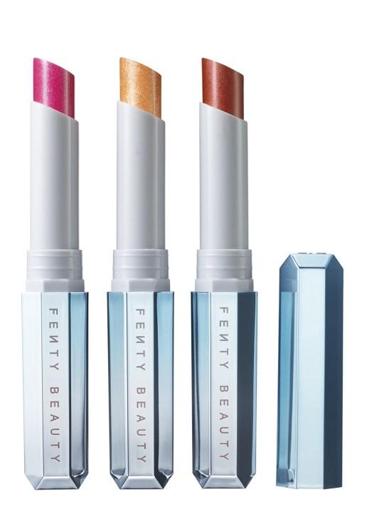 Fenty Beauty Frosted Metal Lipstick