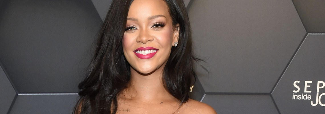 Rihanna is Spotify's most streamed female artist of all time
