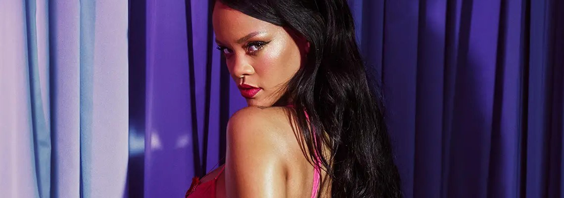 Get sexy for Valentine's with Savage x Fenty
