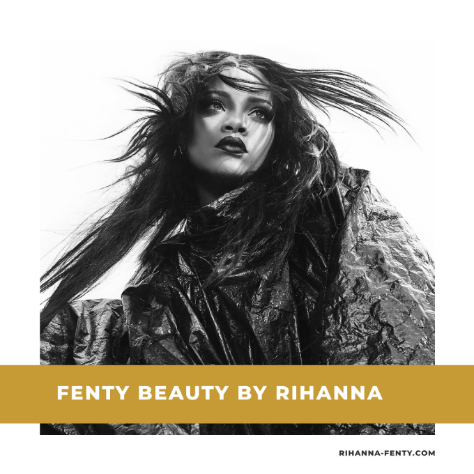 Fenty Beauty by Rihanna information and photos