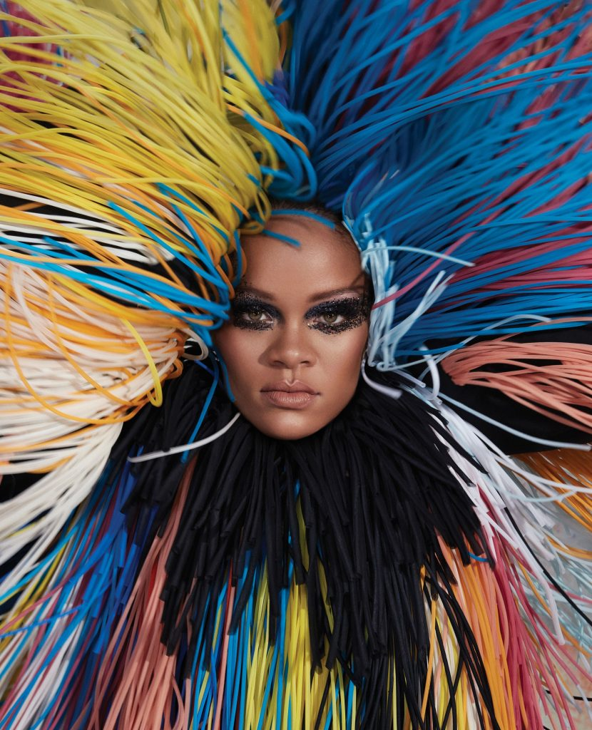 Rihanna stuns in Harper's Bazaar May 2019 issue