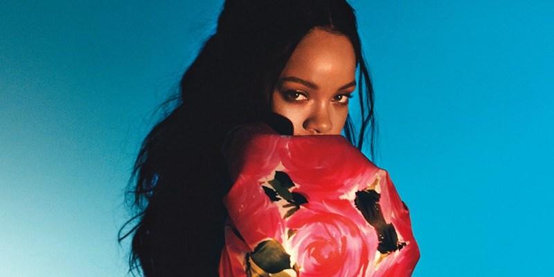 Rihanna covers Vogue Hong Kong's September Issue
