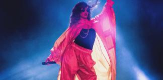 Rihanna Rock in Rio 2015