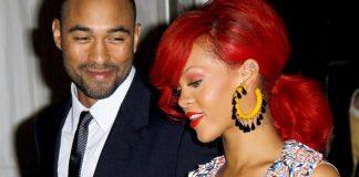 Namorados Rihanna