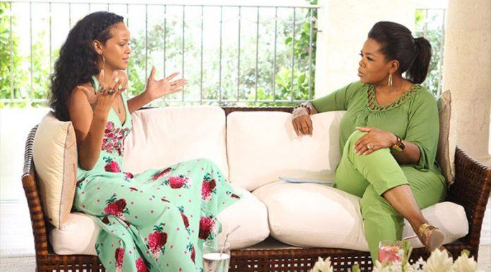 Oprah e Rihanna - entrevista