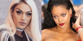 Pabllo Vittar e Rihanna