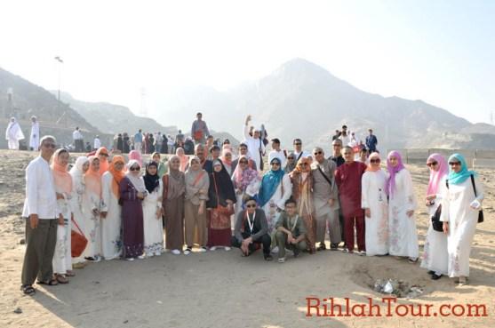 Jabal Tsur Umroh Plus Dubai 2014