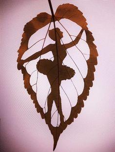 Art on leaves (2/4)