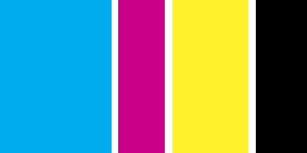 Valaiseva väriprofiililuento