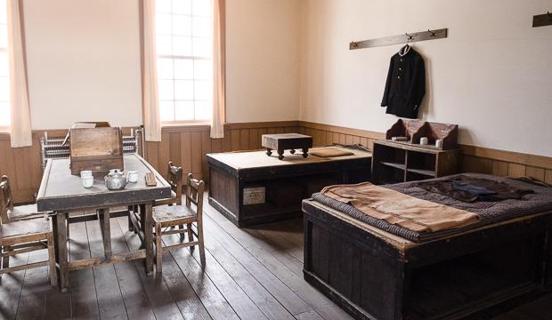 Historian havinaa Hokkaidolla