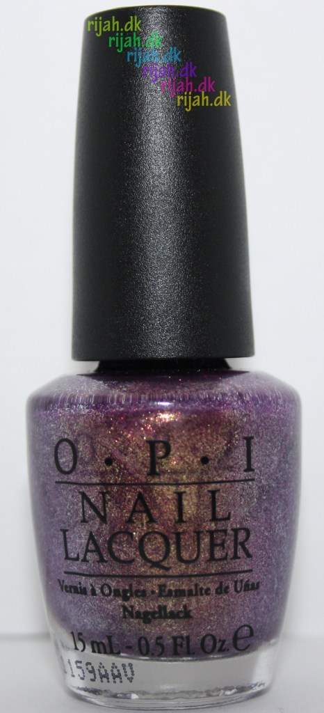 OPI It's my year