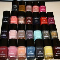 Chanel neglelak salg + China Glaze