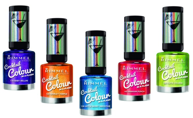 Rimmel Cocktail Colour