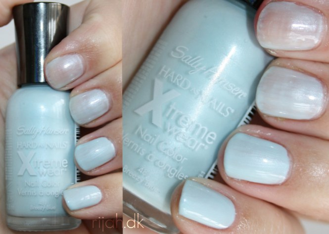 Sally Hansen Breezy Blue