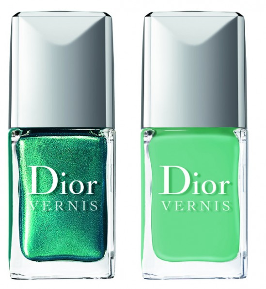 dior summer birds of paradise vernis