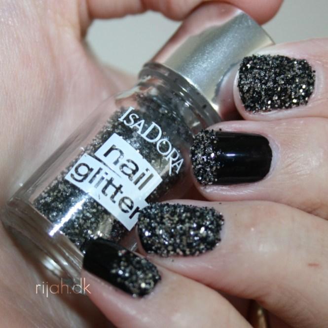Isadora nail glitter