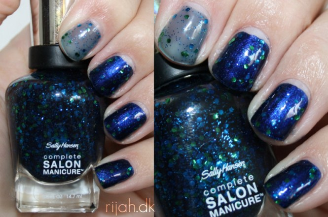 Sally Hansen Mermaids Tail