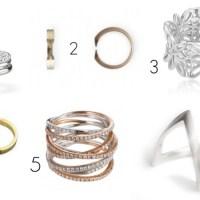 Smukke smykker: Ringe