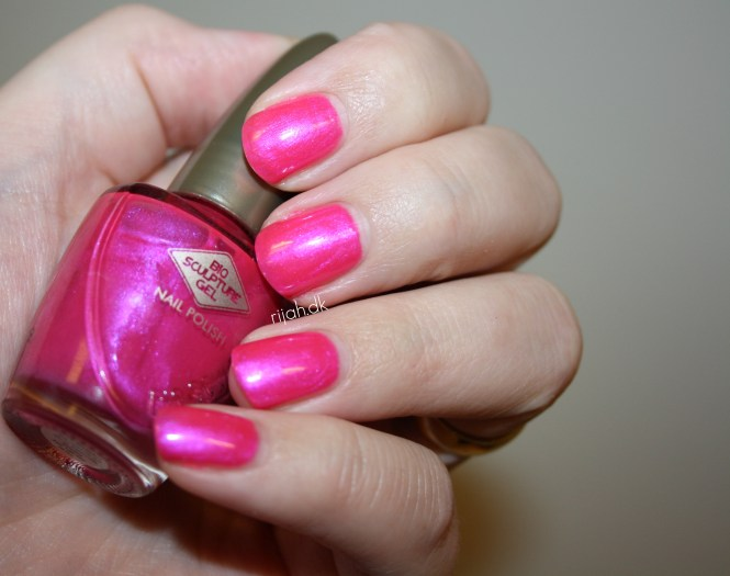 Bio Sculpture Neon Pomegranate