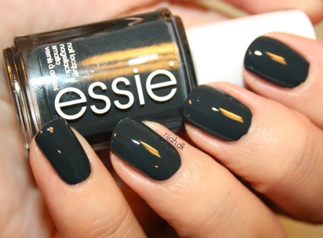 Essie Mind Your Mittens