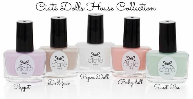 Ciaté Dolls House Collection