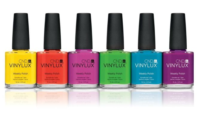 CND Vinylux Paradise Collection 2014
