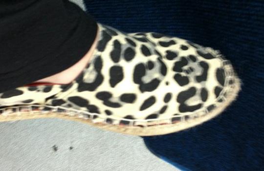 Fancy Friday - Inspireret af en sko