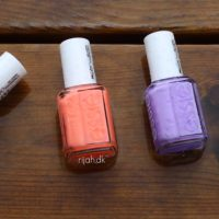 Essie Neon Collection 2014 - swatches